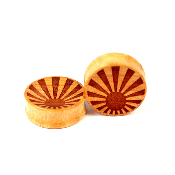 concave sun-OO - BC Plugs  - 3
