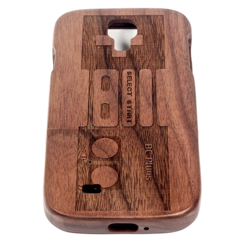 Controller Galaxy S4 Walnut - BC Plugs  - 1