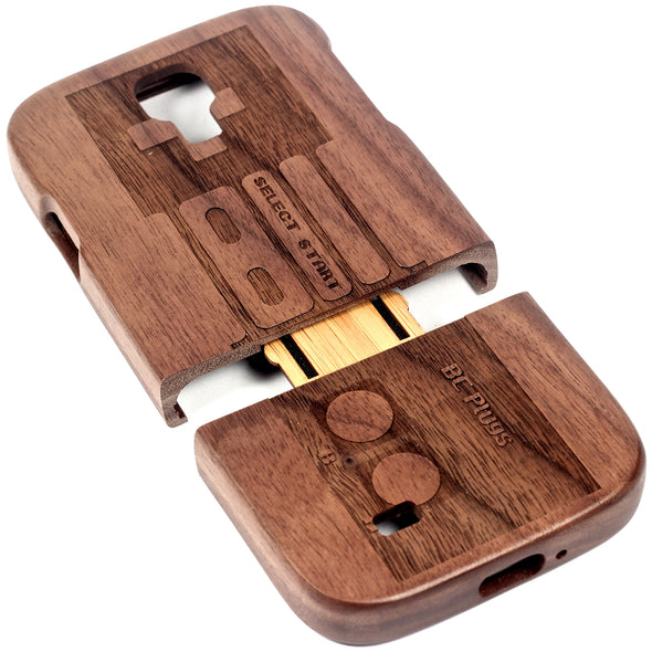 Controller Galaxy S4 Walnut - BC Plugs  - 2