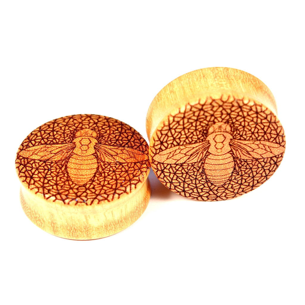 HoneyBee-OO Large Plugs - BC Plugs
