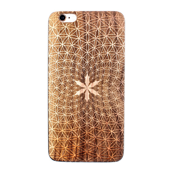 Flower of Divinity iPhone 6 plus/6S plus case - BC Plugs  - 1