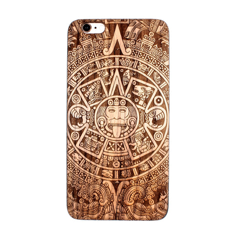 Aztec Calendar iPhone 6 plus /6S plus case - BC Plugs  - 1