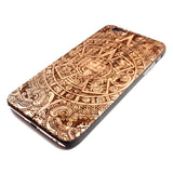 Aztec Calendar iPhone 6 plus /6S plus case - BC Plugs  - 2