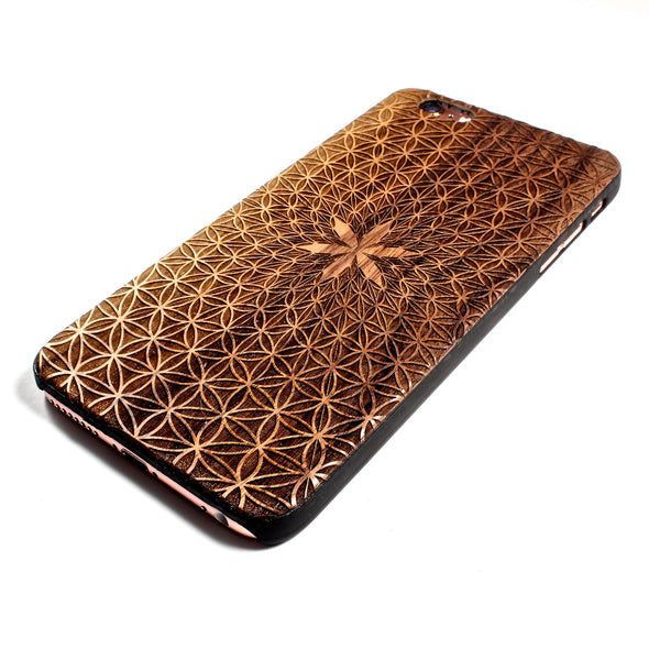 Flower of Divinity iPhone 6 plus/6S plus case - BC Plugs  - 2