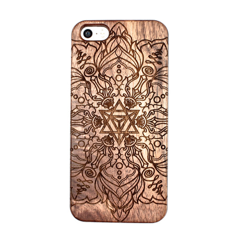 Dorji iPhone 5/5S/SE case - BC Plugs  - 1