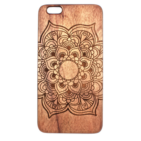 Mandala iPhone 6 plus /6S plus case - BC Plugs  - 1