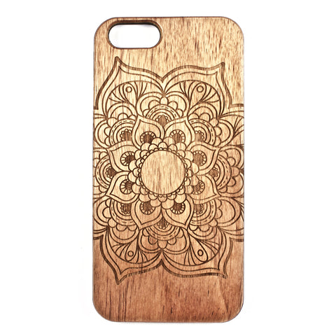 Mandala iPhone 6/6S case - BC Plugs  - 1
