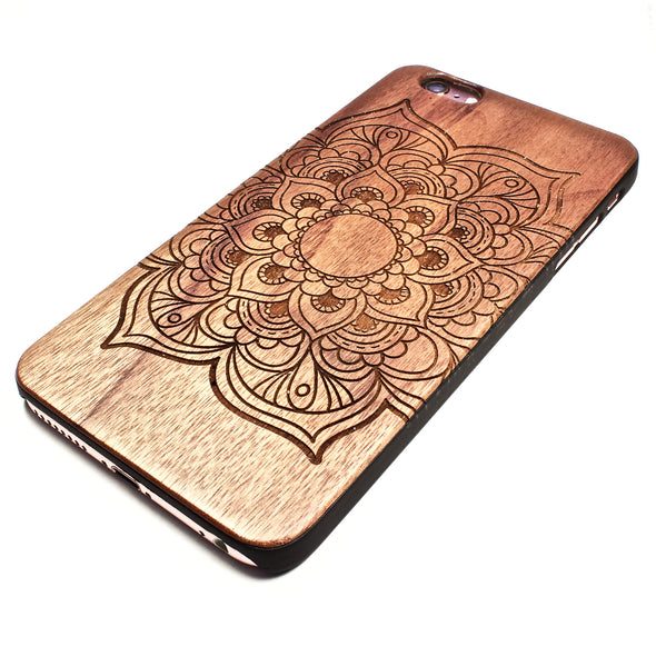 Mandala iPhone 6 plus /6S plus case - BC Plugs  - 2