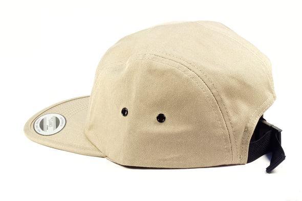 BCP Khaki five panel - BC Plugs  - 3