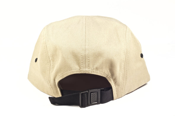 BCP Khaki five panel - BC Plugs  - 4