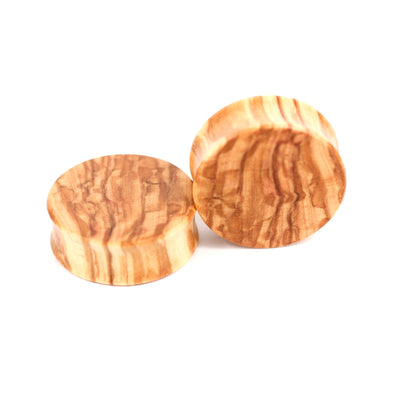Olivewood Solids - BC Plugs  - 1