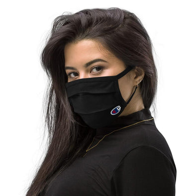 Blackout Champion face mask (5-pack)