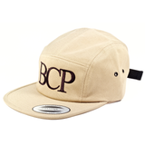 BCP Khaki five panel - BC Plugs  - 2