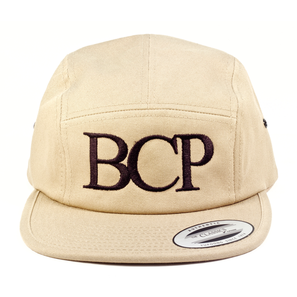 BCP Khaki five panel - BC Plugs  - 1