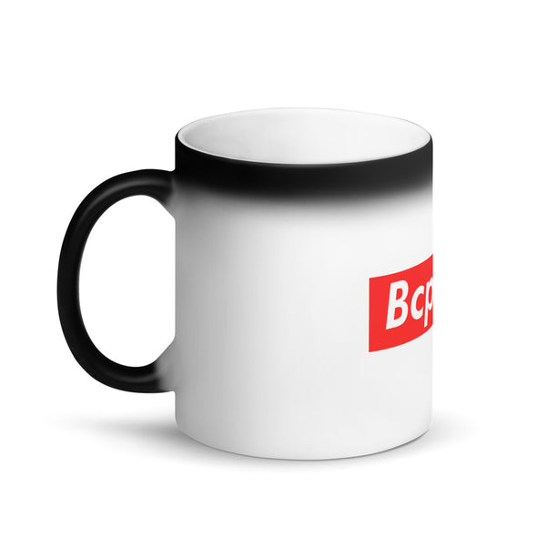 Bcplugs bogo Matte Black Magic Mug