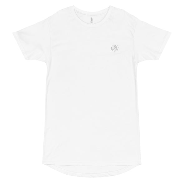 BCP Basics White Long Tee