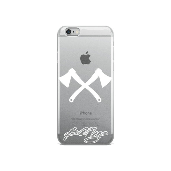 Axe up iPhone 5/5s/Se, 6/6s, 6/6s Plus Case
