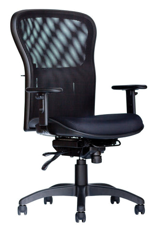 Enduro Medium Back Heavy Duty Chair for Big and Tall People
