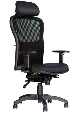 Enduro High Back Heavy Duty Chair for Big and Tall People