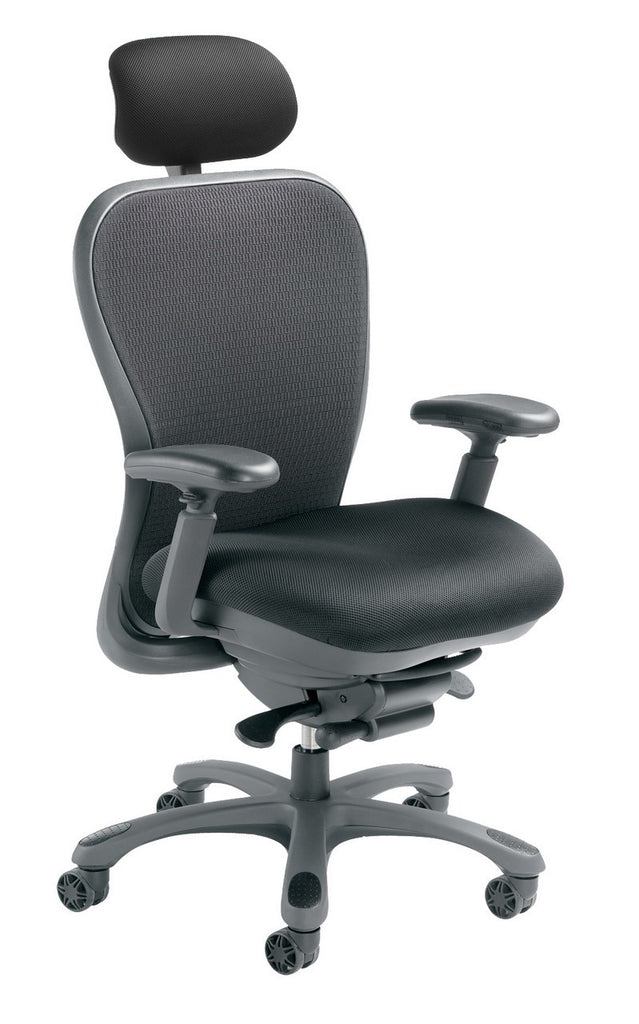 CXO Mid Back Ergonomic With Headrest