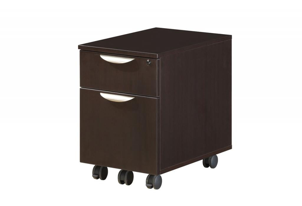 Locking Mobile Box/File Pedestal