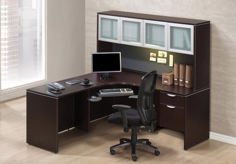 Low Priced Office Computer Workstation
