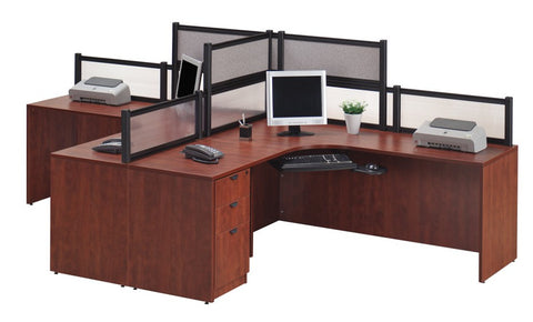 Modular Workstations - Borders Panel Collection