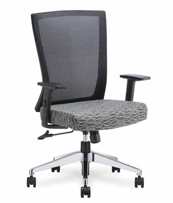 Mesh Back Swivel Tilter Chairs