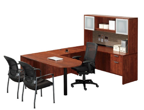 Executive, U-Shaped Conference Office Desk