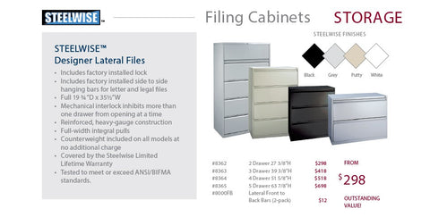 Filing Cablinets