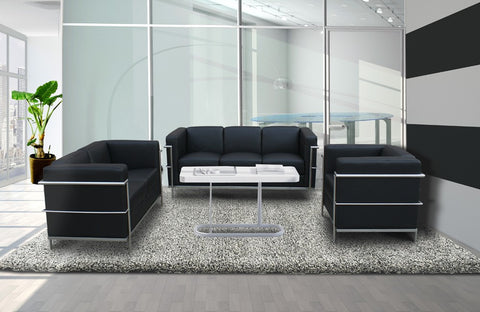 Madison Reception Seating - 3 pc set & Miu0027kmaq Office Furniture u0026 Interiors Inc. - Designer Chairs
