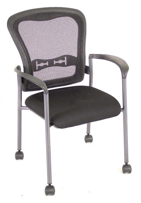 Guest Chairs - Metal Frame
