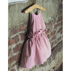 Dancing In The Street Dress (Baby Rose)