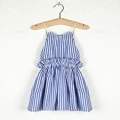 Dancing In The Street Dress (Nautical Blue)