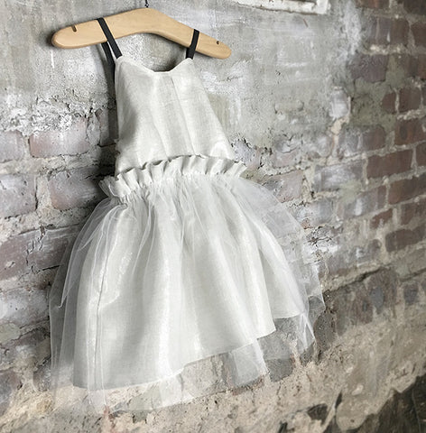 Dreamer's Tutu Dress (Sunset Swan)