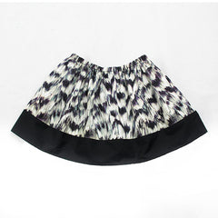 Twirly Skirt (Black) - 1Y