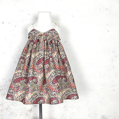Sand Castle Dress (Autumn Bloom) - Liberty of London