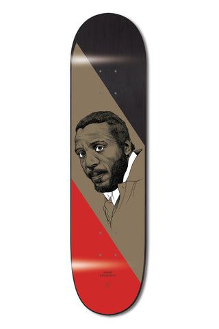 Mr. Gregory | Jabari Pendleton deck