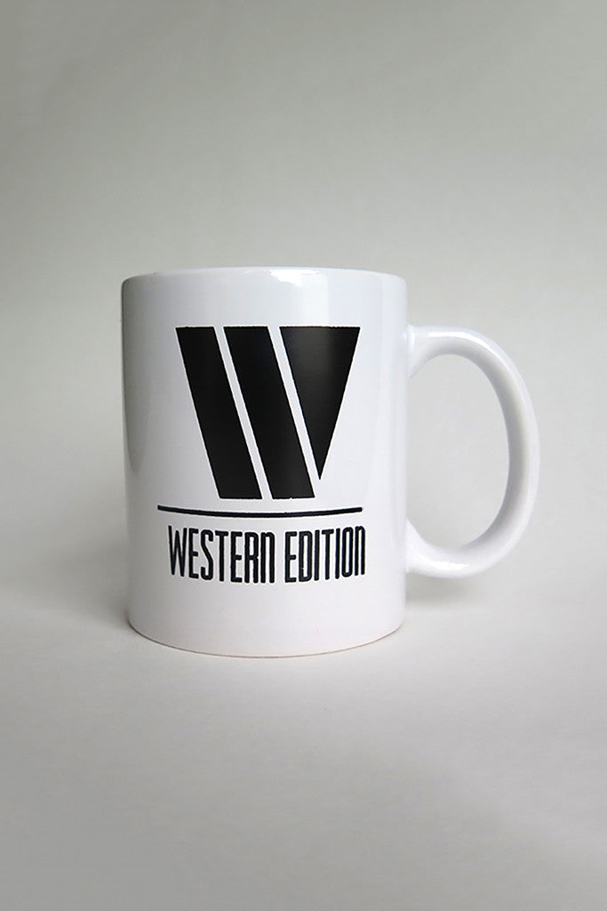 W Logo Coffee Mug