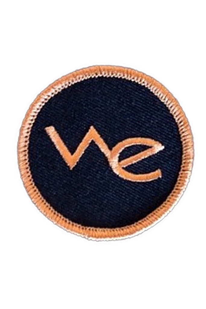 WE OG Logo Circle Patch