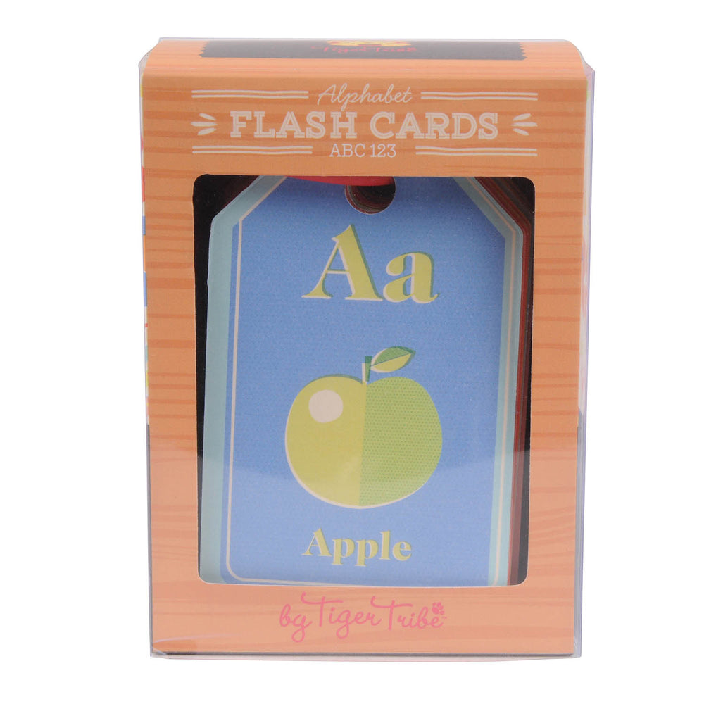 Flash Cards - ABC 123