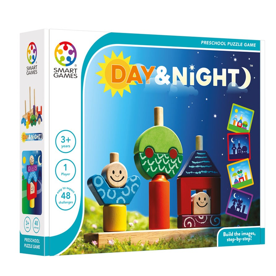 Day & Night - 1 player game