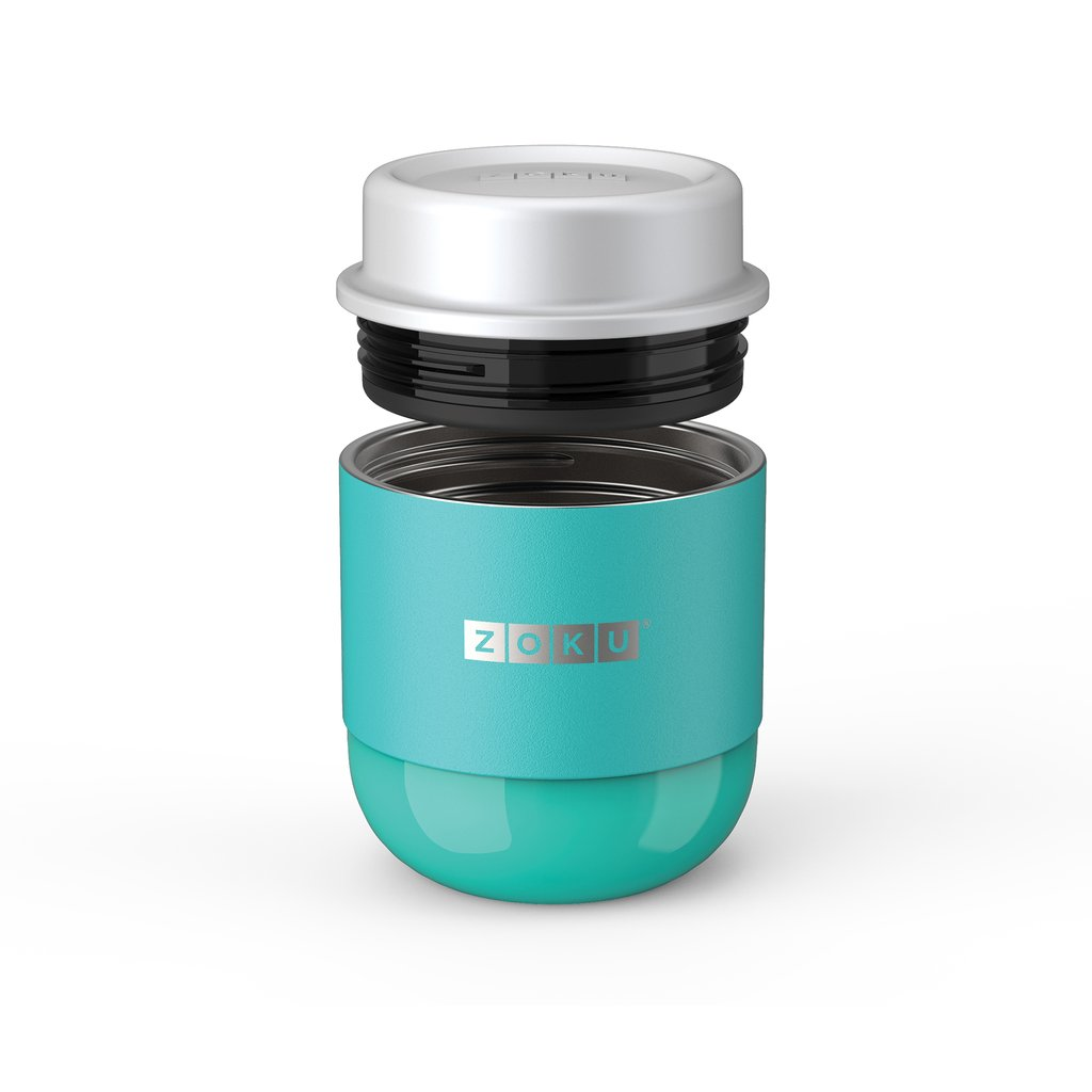Insualated Food Jar | Large - Aqua