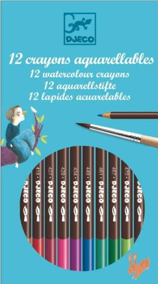 Watercolour Pencils | 12pk