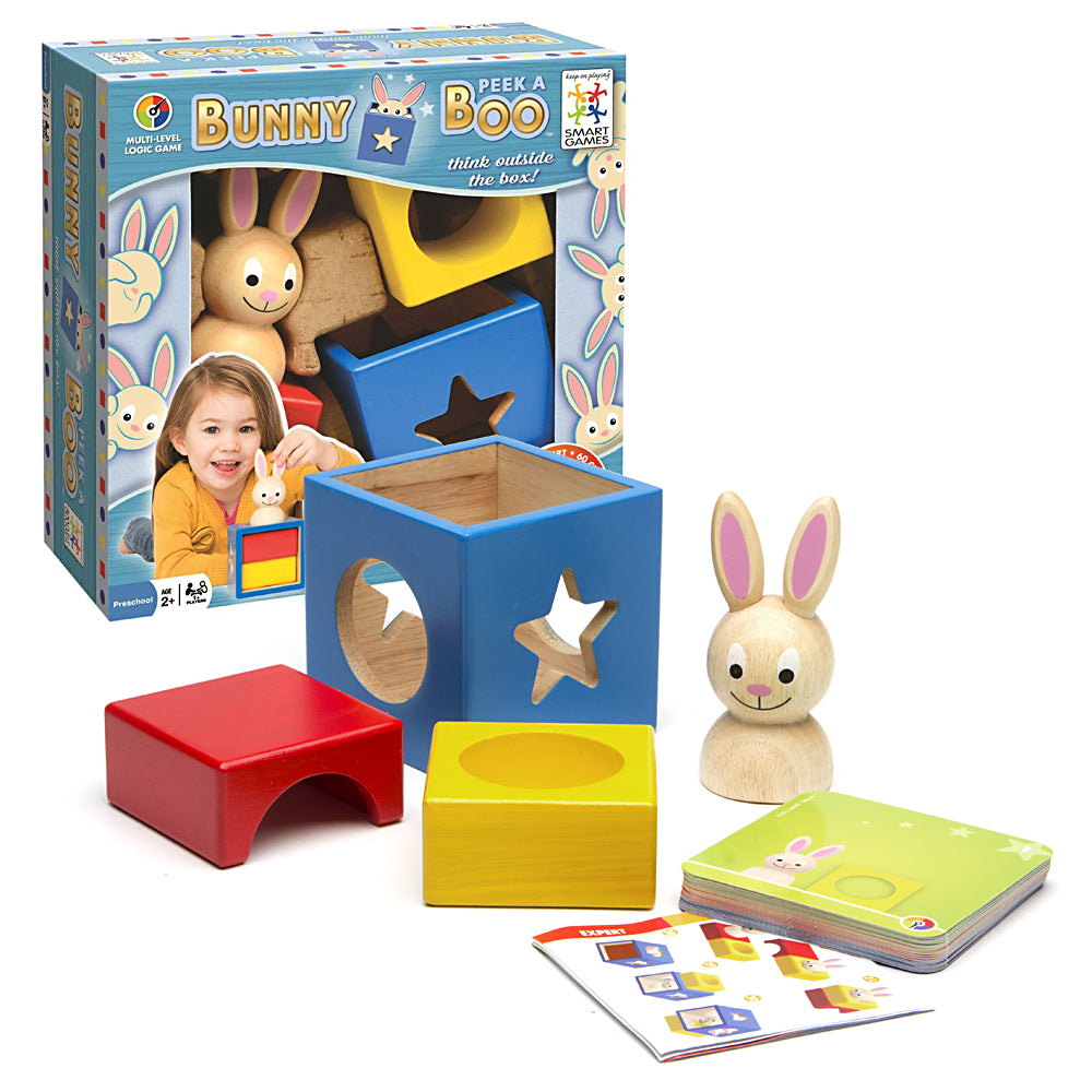 Bunny Boo - 1 player game