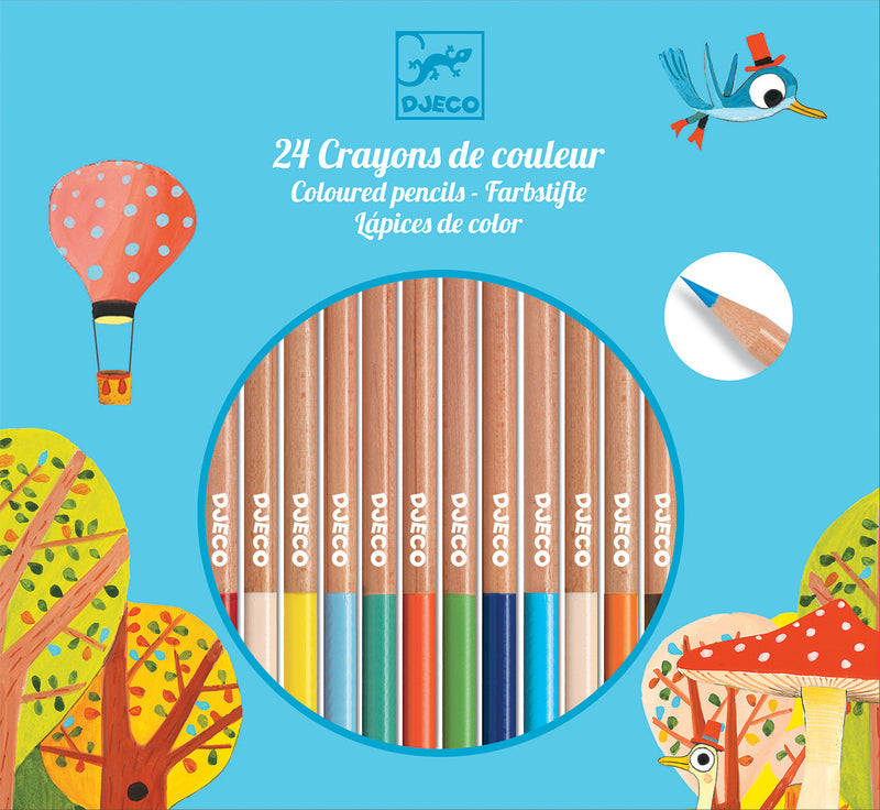 Coloured Pencils | 24pk