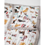 Big Kids Quilt | Cotton Muslin - Woof