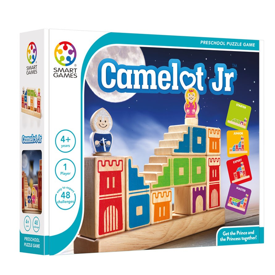 Camelot Jr. - 1 player game