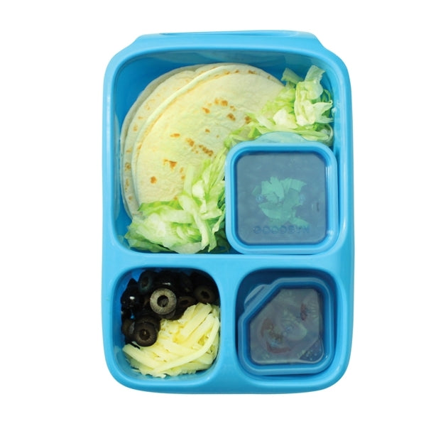 Hero Lunchbox - Blue