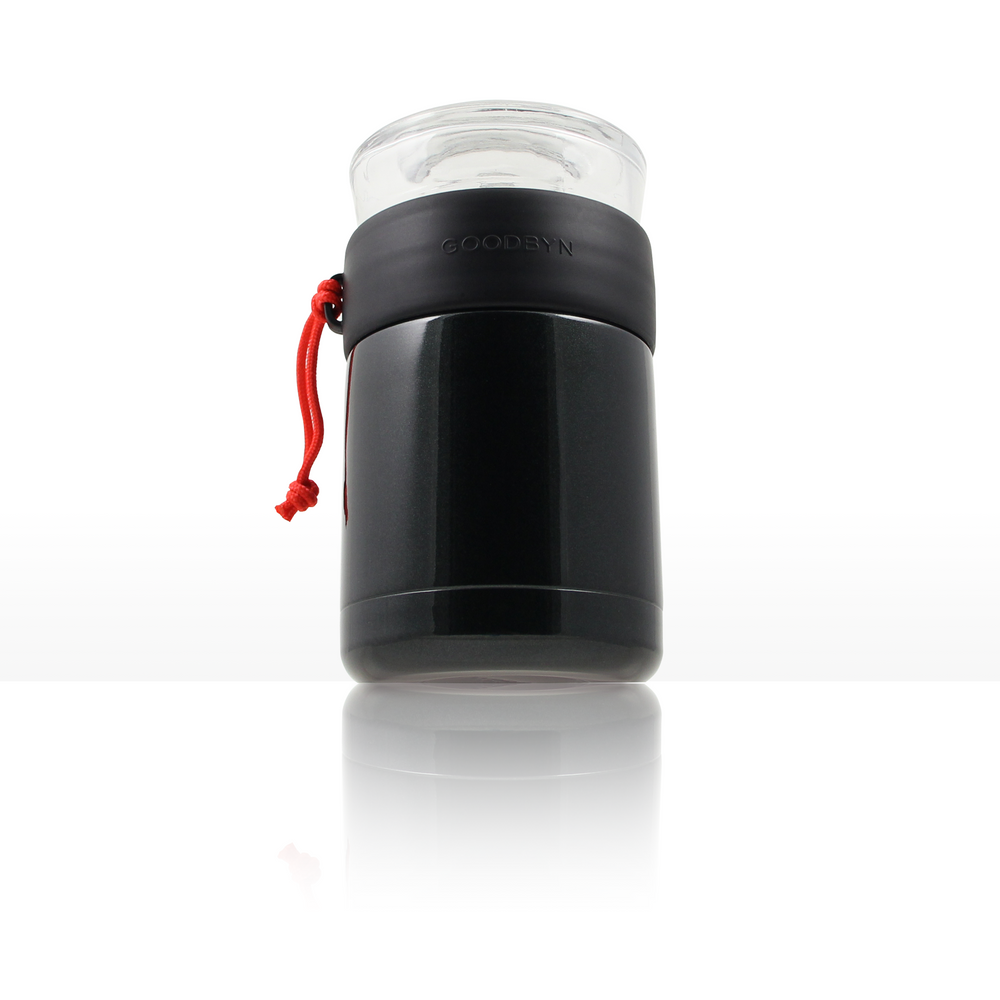 Insulated Food Jar | Duo - Black